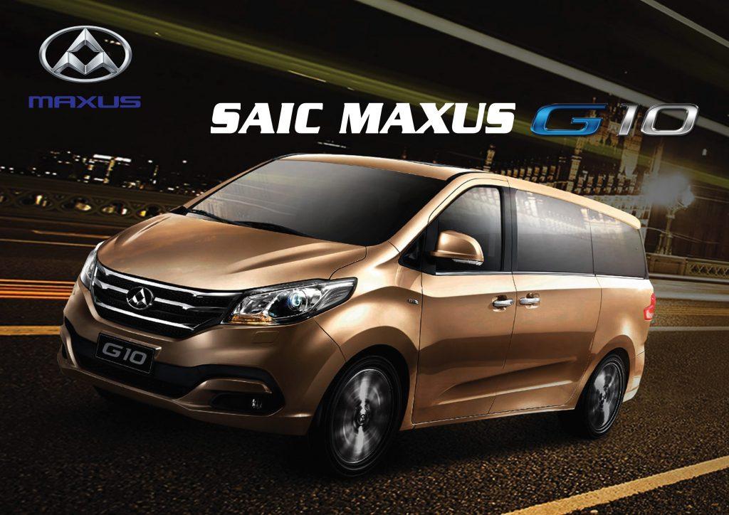 G10 – Maxus Brunei